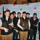 Kingham Hill School win National Schools Championship Clay Shooting Competition 2014